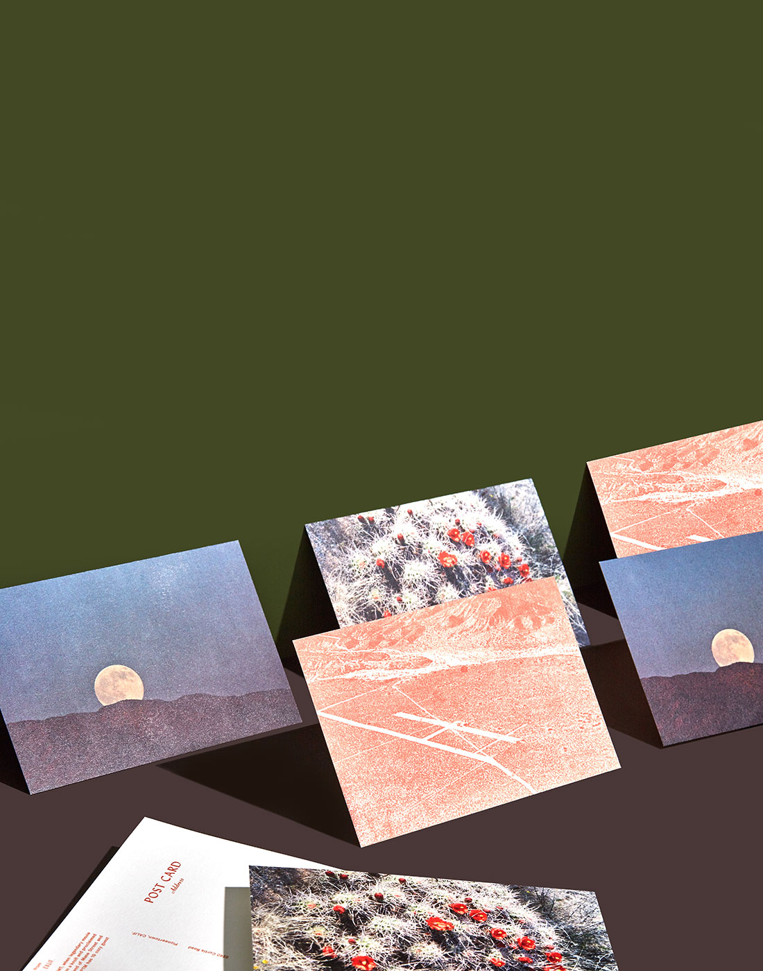 Pioneertown Motel Postcards.