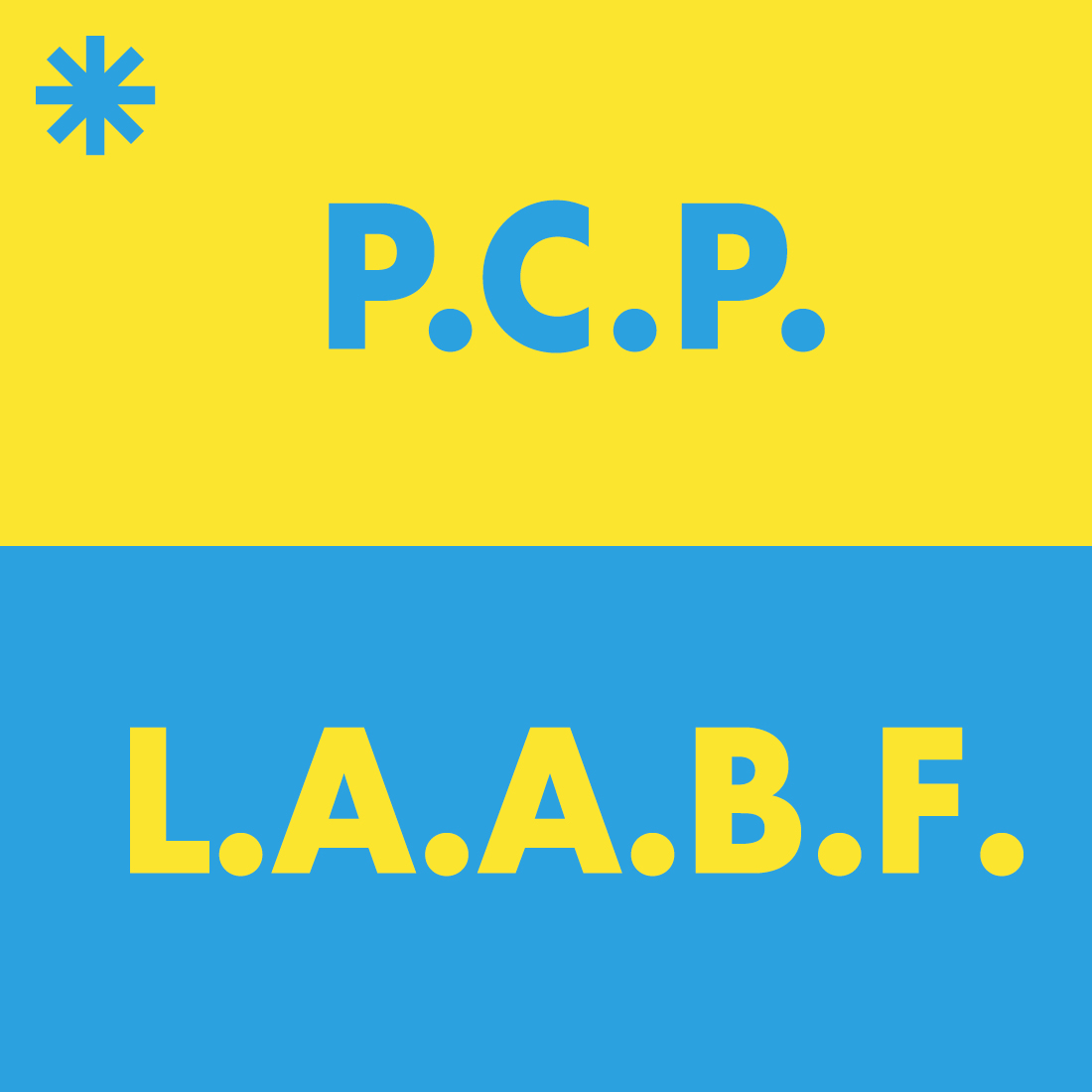 PCP at LAABF