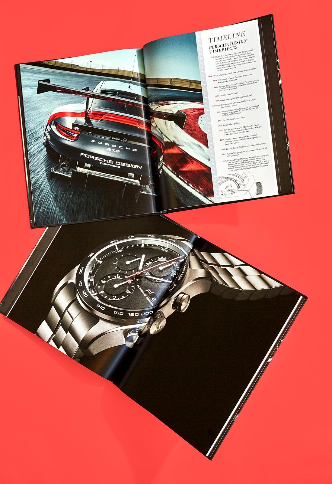 Porsche Design Brand Book.