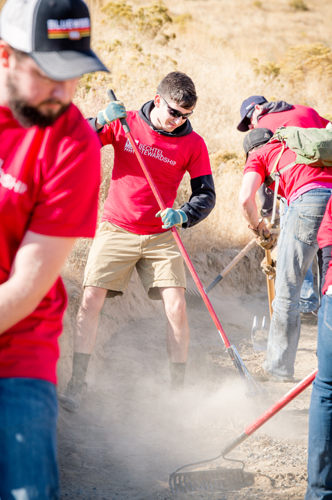 Vit Plant employees, together with Bechtel and AECOM, donated nearly $800,000 to Tri-Cities area charitable organizations and programs in 2017.