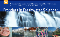 Frontiers in Freshwater Science flyer