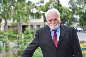 WSROC President Clr Barry Calvert