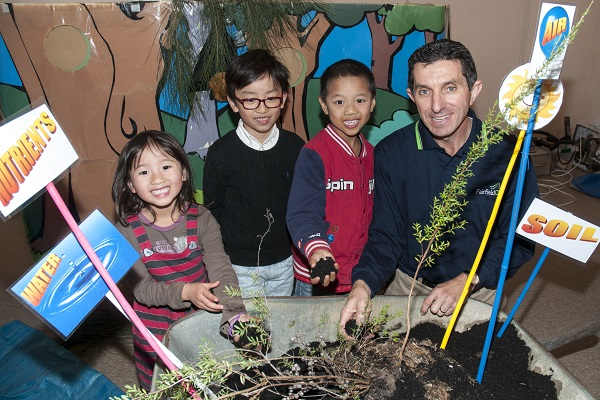 Focus on:  Fairfield cares for the environment