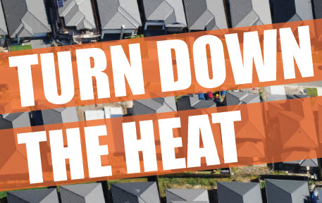 Turn Down the Heat forum invitation