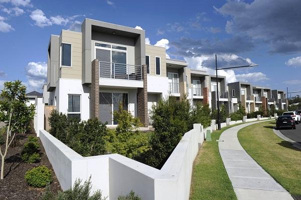 New medium density development in Western Sydney