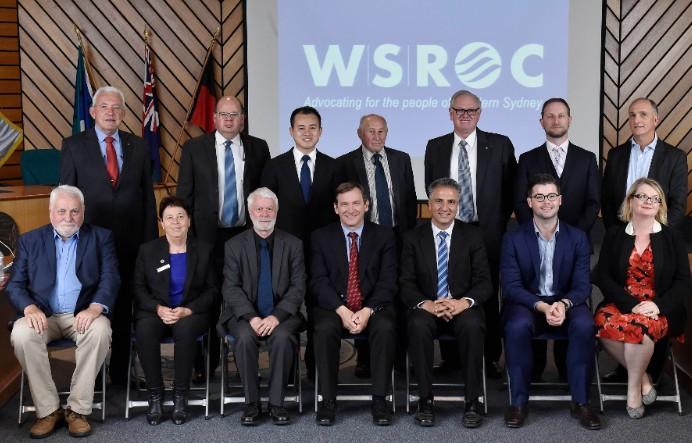 WSROC Board of Directors 2016/2017