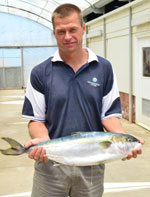South African RAS feed targets all aquaculture species