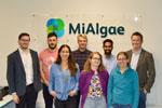 Whisky distillation waste to produce microalgae for aquafeeds
