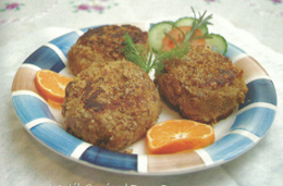 Photo of Paddis Mixed bean and lentil burgers