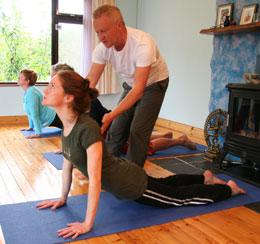 Consistency of yoga practice
