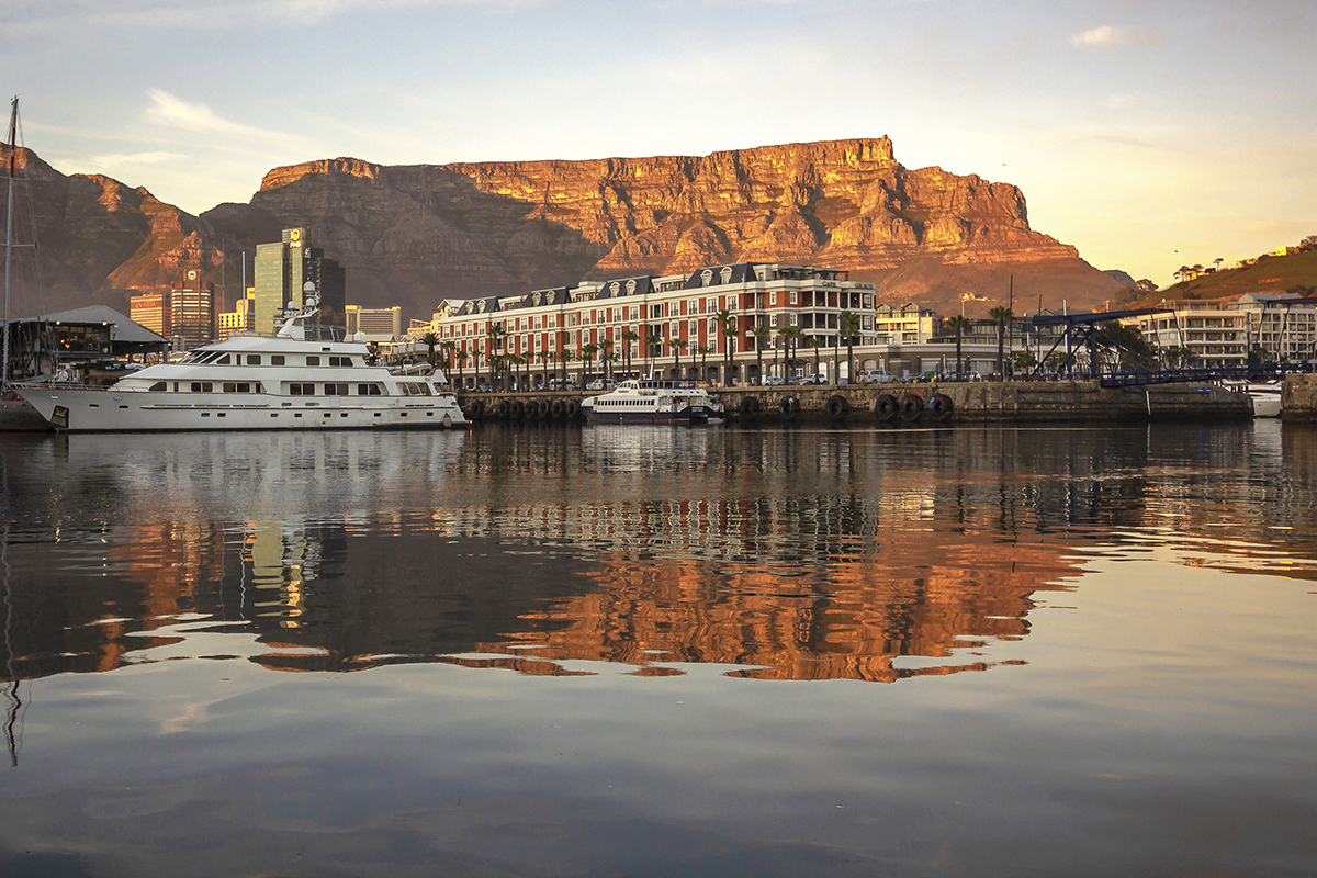 A spotlight on Cape Town