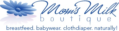 Mom's Milk Boutique logo