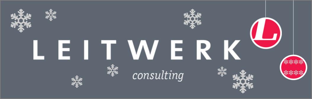 LEITWERK Banner Christmas