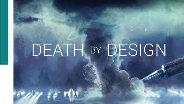 Death By Design Film Poster