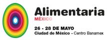 MEXICO ALIMENTARIA 2015: 26-28 Mayo 2015 - México