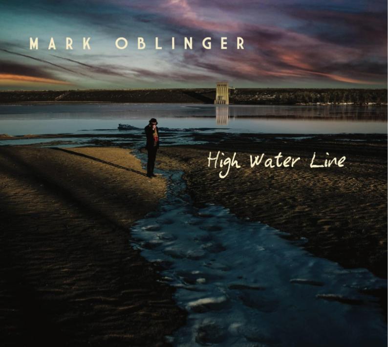 Mark Oblinger - High Water Line cover