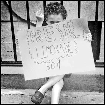 Fresh Lemonade by Broken Anchor