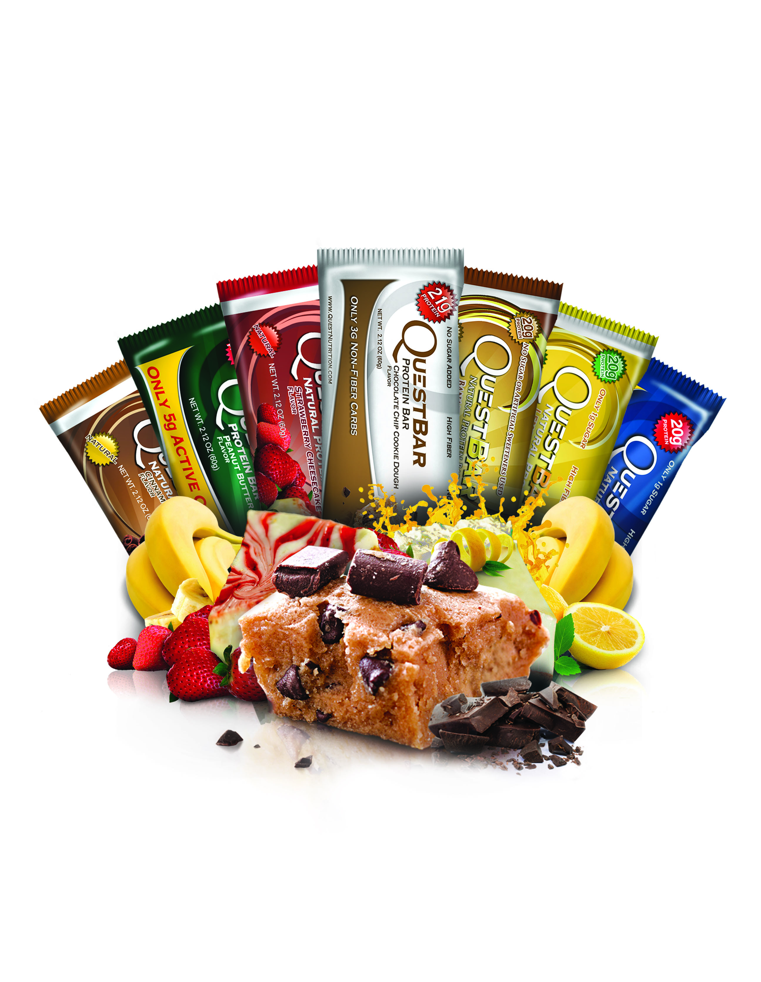 2 FREE Quest Nutrition Bars + SPA News