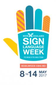NZ Sign Language week