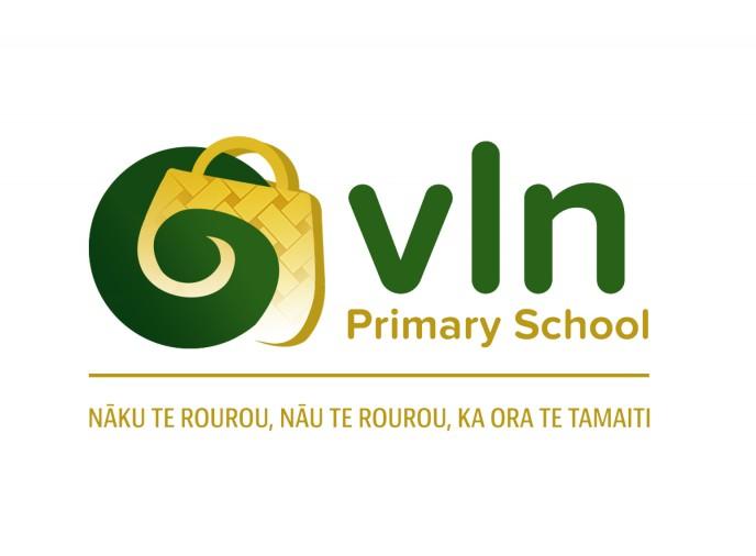 VLN Primary School logo