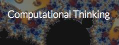 Computational thinking logo