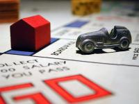 Monopoly game – image source: Mark Strozier, Flickr
