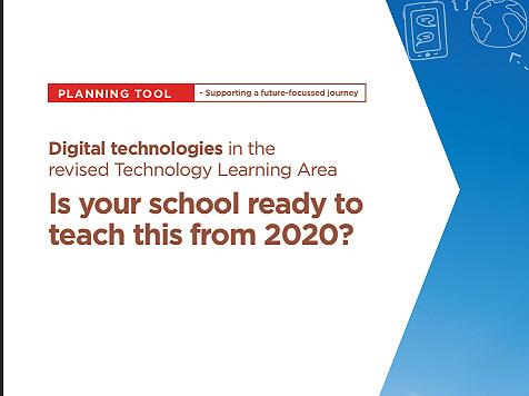 Digital technologies support tool