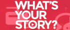 What's your story logo