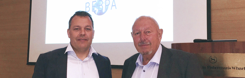 BEBPA 2017 - Thomas Kofoed and Lars Skriver