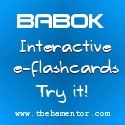 BABOK Interactive e-flashcards