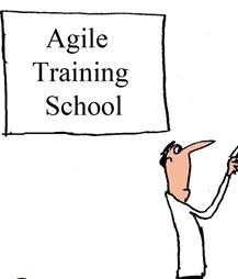 Humor: Agile Training School