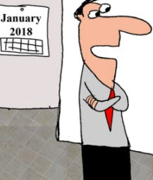 Humor: An Agile approach to New Year's Resolutions