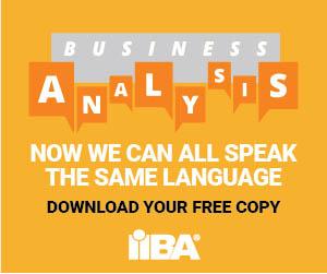 Business Analysis - Same Language