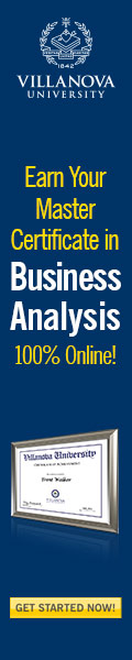 Masters Certificate in Business Analysis
