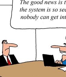Humor: System Good News - Bad News