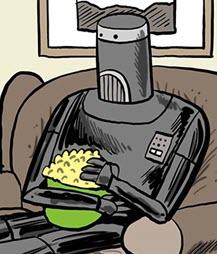 Humor: Smart Home Intruder...