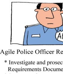 Humor: Agile Police Department (APD): NOW HIRING!