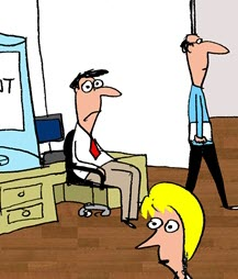 Humor: The Optimist BA vs. the Pessimist BA