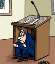 Humor: Stakeholder Presentation