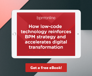 Low-code technology reinforces BPM strategy