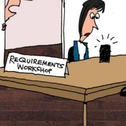 Humor: Digital Requirements Elicitation