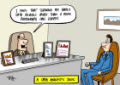 Humor: A Data Analyst's Desk...