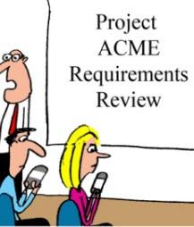 Humor: Requirements Review Workshop