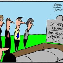 Humor: Business Analyst in Heaven