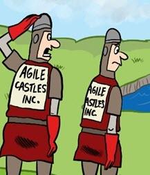 Humor: Agile Castles Inc - Design & Construction