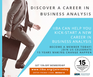 Discover a Career in Business Analysis