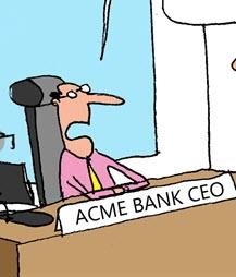 Humor: Regulatory Requirements Getting in the Way