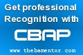 Get professional Recognition with CBAP