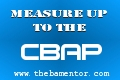 Measure up to the CBAP