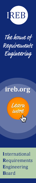 IREB - Certified Professional for Requirements Engineering